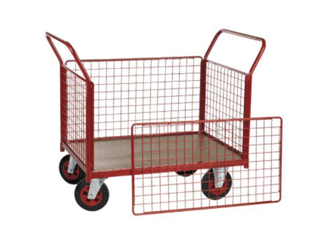 chariot modulaire bois 500 kg contact orexad. Black Bedroom Furniture Sets. Home Design Ideas