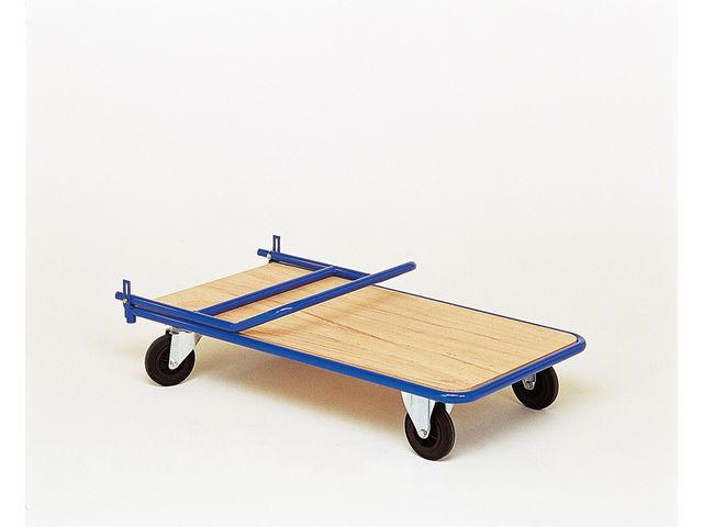 chariot pliable roulettes charge 250 kg contact setam. Black Bedroom Furniture Sets. Home Design Ideas