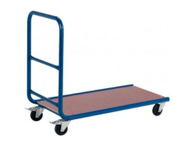 chariot professionnel 250kg contact mon bureau et moi. Black Bedroom Furniture Sets. Home Design Ideas