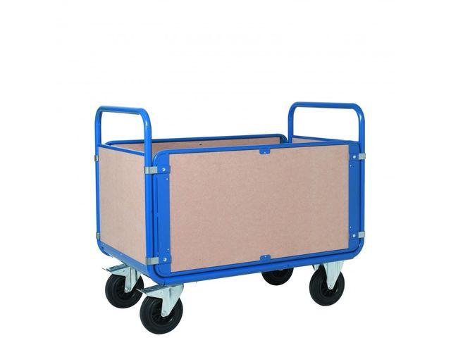 chariot promax 4 c t s bois contact provost distribution. Black Bedroom Furniture Sets. Home Design Ideas