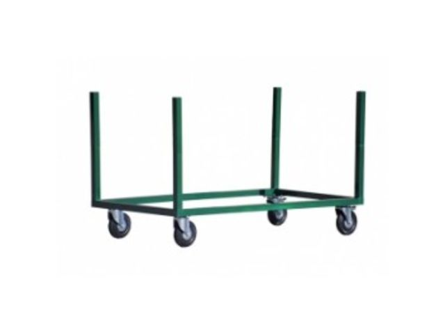 Chariot tables rectangle standard