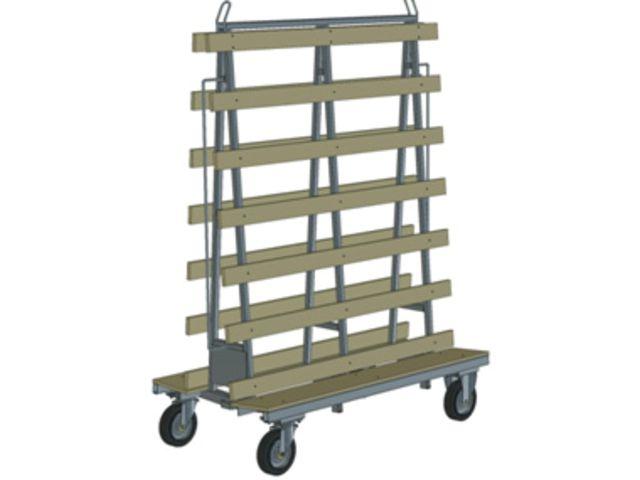 chariot transport de produit verrier nairod une marque du. Black Bedroom Furniture Sets. Home Design Ideas