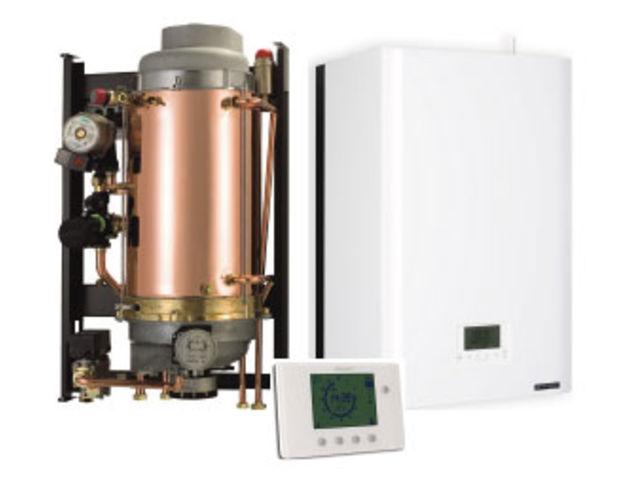 Chaudi re gaz gamme evolution hydromotrix 25 32 45 kw - Chaudiere gaz frisquet ...