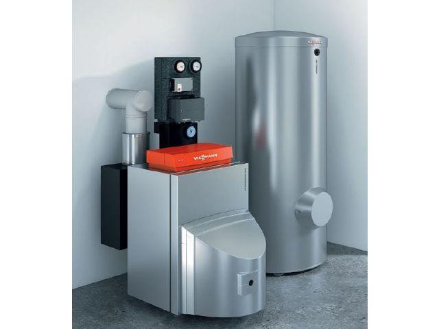 chaudi re fioul condensation avec pr parateur d eau. Black Bedroom Furniture Sets. Home Design Ideas