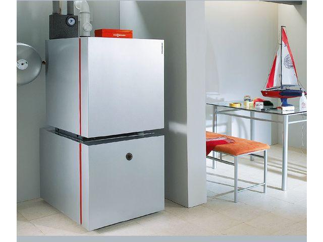 chaudi re fioul condensation compacte vitoladens 300 c. Black Bedroom Furniture Sets. Home Design Ideas