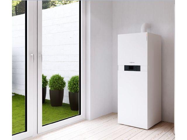 chaudi re gaz condensation avec pompe chaleur hybride vitocaldens 222 f contact viessmann. Black Bedroom Furniture Sets. Home Design Ideas