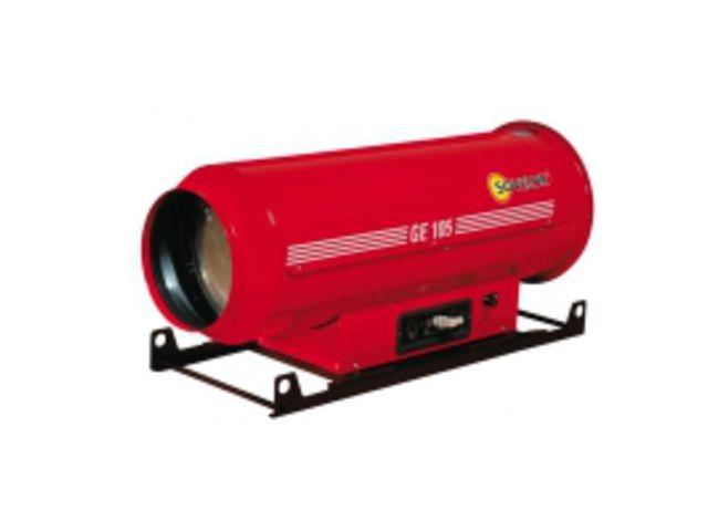 Chauffage air puls suspendu ges combustion directe for Chauffage air air avis