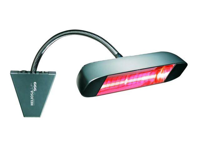 chauffage applique electrique heliosa hi design 999 1500. Black Bedroom Furniture Sets. Home Design Ideas
