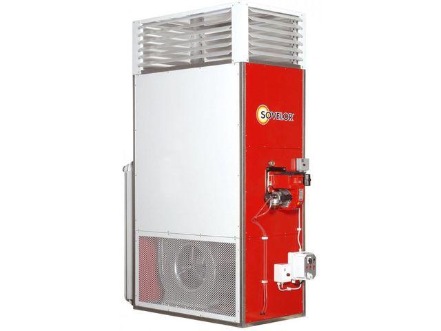 chauffage d 39 atelier air puls fixe au fuel f 115 sovelor. Black Bedroom Furniture Sets. Home Design Ideas