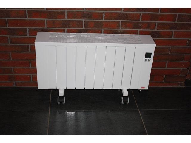 radiateur electrique double corps de chauffe elegant le chauffage par radiateur lectrique. Black Bedroom Furniture Sets. Home Design Ideas
