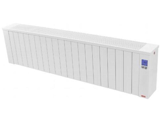 chauffage electrique radiateur inertie plinthe double paisseur 2400 w r f 24b12t2 contact. Black Bedroom Furniture Sets. Home Design Ideas