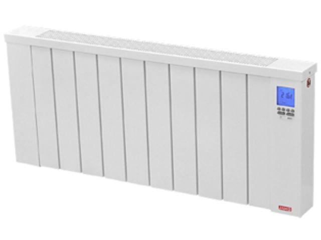 Chauffage Electrique Radiateur À Inertie Plinthe Jawotherm 1200 W