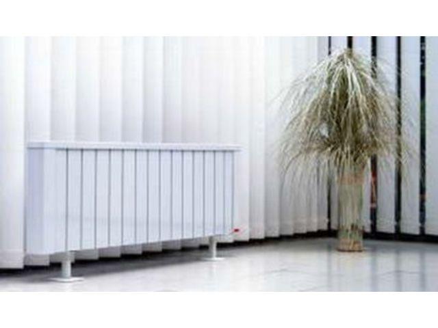 Chauffage Electrique Radiateur  Inertie Plinthe Jawotherm  W