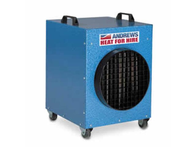Chauffage lectrique soufflant 18 kw de95 contact andrews sykes climat location - Chauffage electrique economique ...