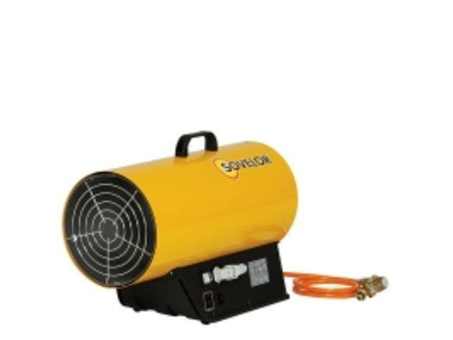 Chauffage mobile air puls blp e allumage automatique for Chauffage air air avis
