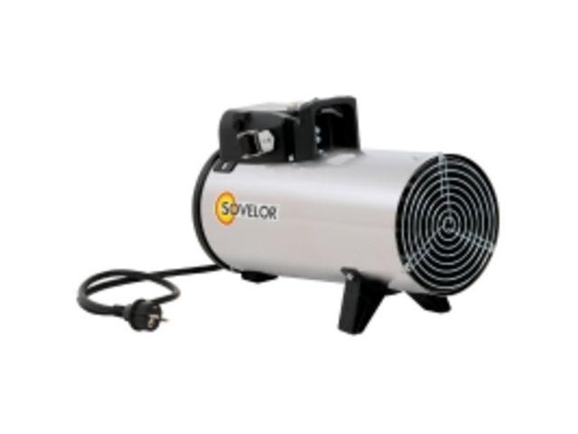 Chauffage mobile air puls s rie d3i et gainable sur for Chauffage air air avis