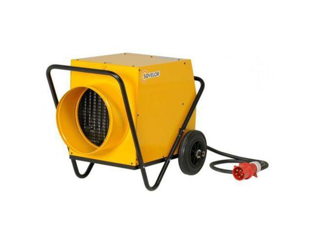 Chauffage mobile air puls gainables 380v 25800 kcal hrs for Chauffage air air avis