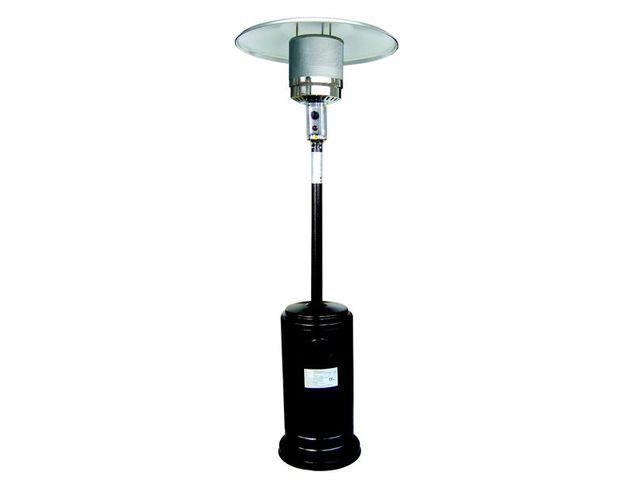 Chauffage parasol au gaz summer noir dz energy contact airchaud diffusion - Chauffage parasol gaz ...