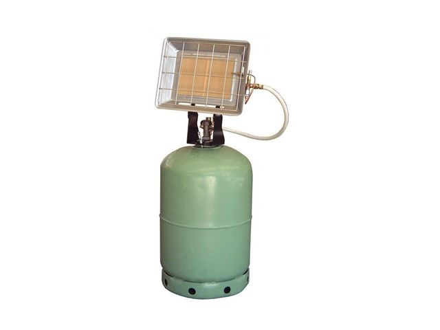 Chauffage radiant gaz mobile SOVELOR SOLOR