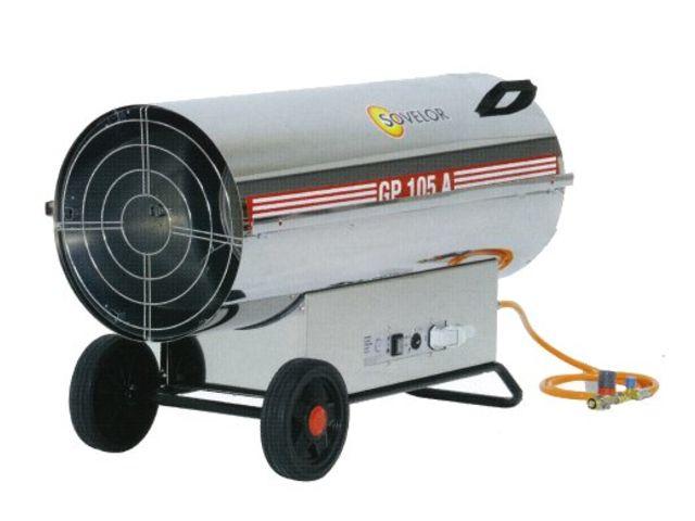 chauffage sovelor gp35ai air puls mobiles au gaz propane inox contact bati avenue. Black Bedroom Furniture Sets. Home Design Ideas