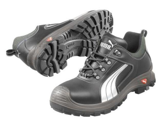 Chaussures basse de sécurité S2 HRO SRC, PUMA taille 46