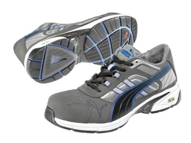 Sécurité Pour S1p Taille puma Homme Sra De Chaussures Hro Basse 47 Bleu 7ybfY6g