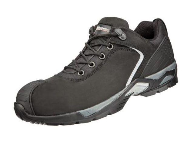 3d57dda0a2a Chaussures de sécurité basse homme RUNNER XTS LOW - S3 HRO SRC - ALBATROS  noir taille