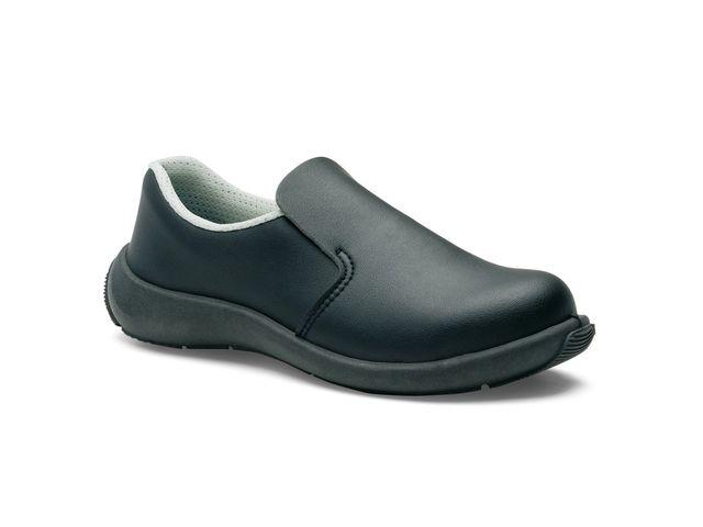 De Sécurité S3 Noir S24 Chaussures Bianca uTFclJ3K1