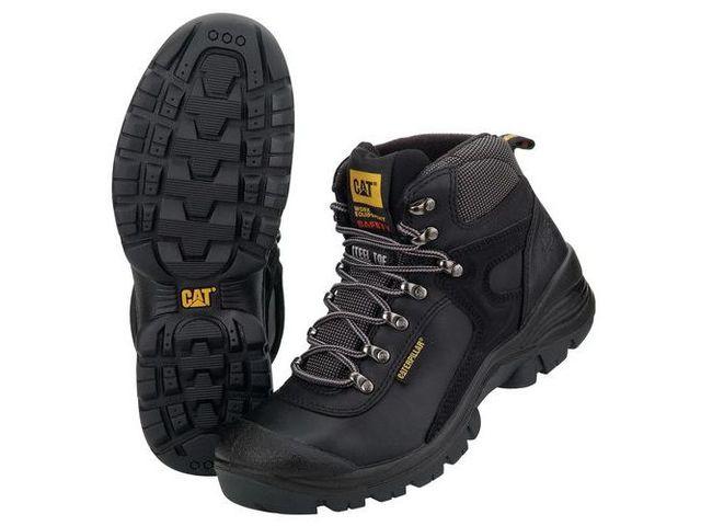 Caterpillar De Pneumatic S3 Chaussures Sécurité DI29EH