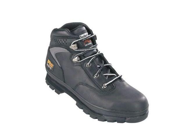 Chaussures de sécurité Euro Hiker SBP E HRO SRB Noir de la marque TIMBERLAND PRO