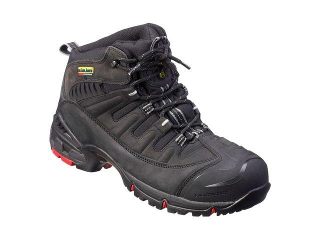 nouveau concept d7e45 94c45 Chaussures de sécurité hautes Blaklader 2445 de la marque Blaklader