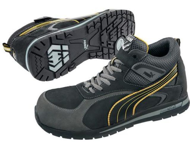chaussures montantes homme puma