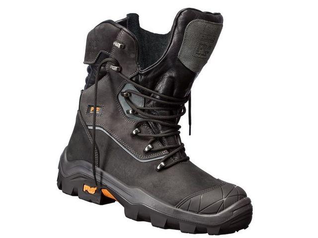 6353af3f033 Chaussures de sécurité TRAPPER Timberland PRO S3 CI SRC CUBE PROTECTION 1