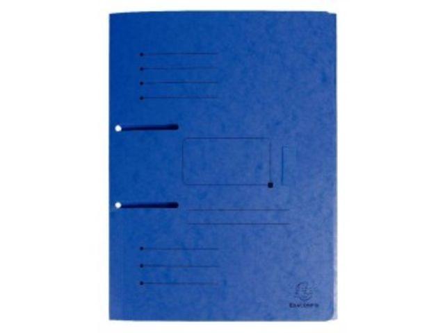 chemise 3 rabats punchy exacompta 230 gr bleu contact mon bureau et moi. Black Bedroom Furniture Sets. Home Design Ideas