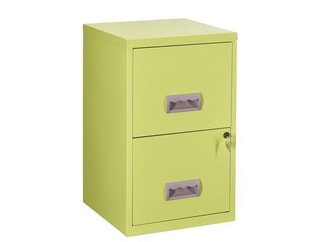 classeur monobloc couleur 2 tiroirs pour dossiers suspendus contact maxiburo. Black Bedroom Furniture Sets. Home Design Ideas