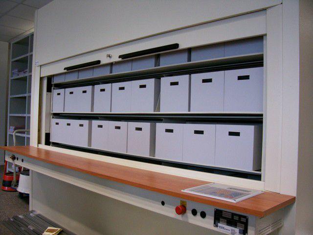 Classeur rotatif occasion pater noster electroclass hanel et kardex d 39 occasion contact sesam - Sesam meuble ...