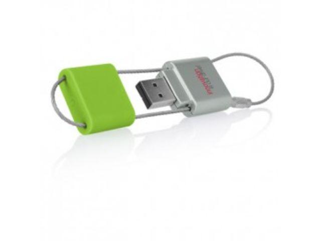 Clé USB Porteclés Contact SIP - Porte clé usb
