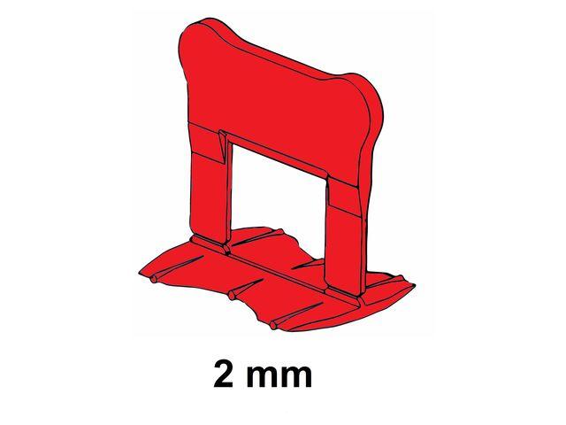 Clips Base 3mm Pour Systeme Nivellement Carrelage Perfectlevel Pro Compatible Raimondi Contact Js Distribution