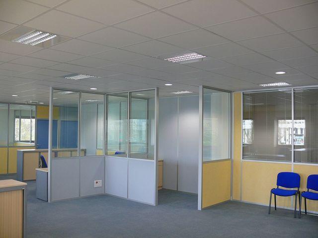 Cloisons de bureaux. contact kotfisz