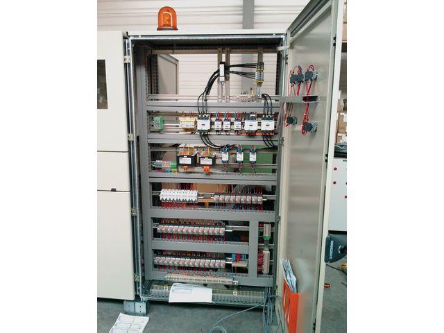 Coffrets electrique contact societe cablage electrique industriel scei - Cablage d armoire electrique ...