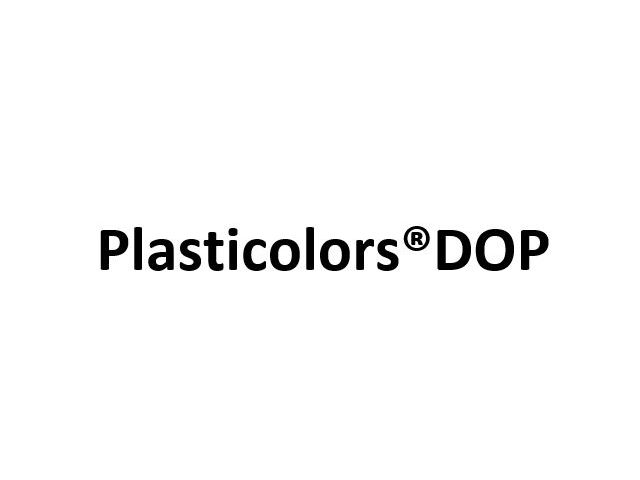 Colorants thermodurcissables Plasticolors® DOP