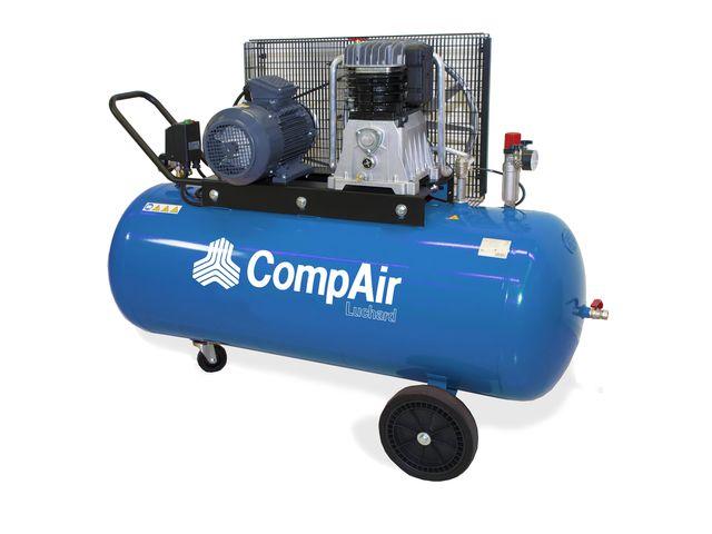 compresseur d 39 air pistons compair 5 5 ch 400 v tri. Black Bedroom Furniture Sets. Home Design Ideas