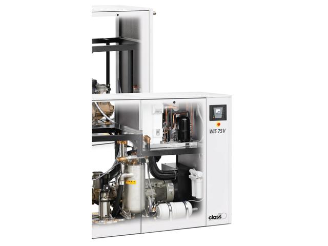 compresseurs vis injection d eau wisair gamme wis 20 75v contact compresseurs. Black Bedroom Furniture Sets. Home Design Ideas