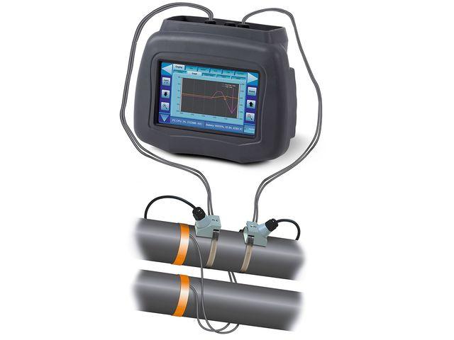 compteur de d bit et d 39 nergie non intrusif ultrasons contact system c instrumentation. Black Bedroom Furniture Sets. Home Design Ideas