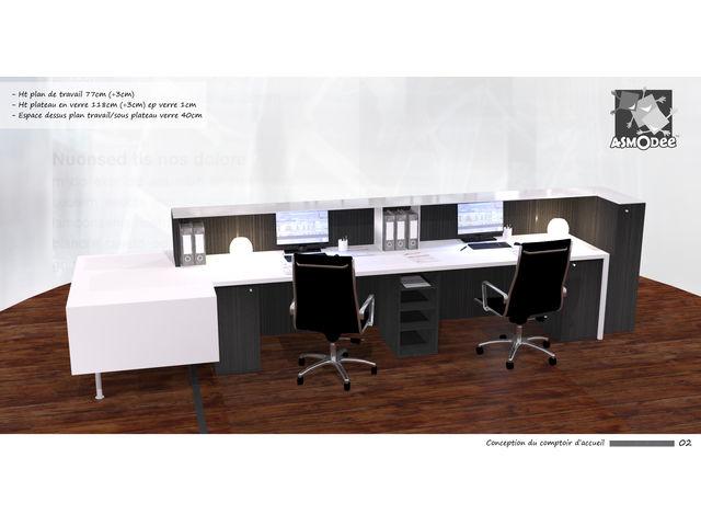 comptoir d 39 accueil contact plein sud la meilleure exposition. Black Bedroom Furniture Sets. Home Design Ideas