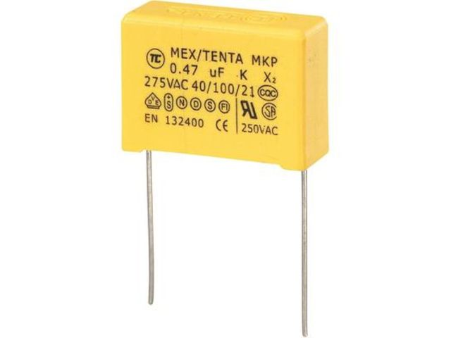 condensateur mkp