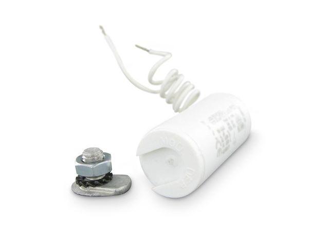 condensateur permanent moteur pour volet roulant bubendorff 4 f icar ecofil wb4040fil. Black Bedroom Furniture Sets. Home Design Ideas