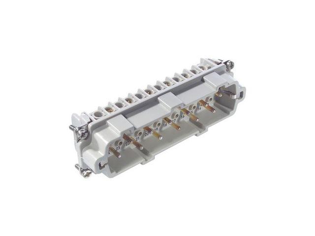 Connecteur industriel à Inserts pour tension élevée - EPIC..
