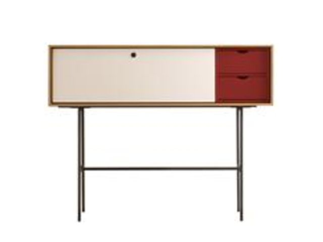 console avec rangement contact terre design. Black Bedroom Furniture Sets. Home Design Ideas