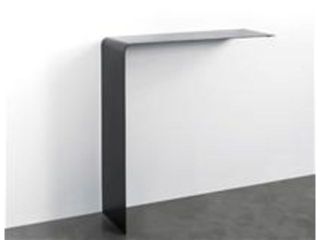 console murale wing shelf contact terre design. Black Bedroom Furniture Sets. Home Design Ideas